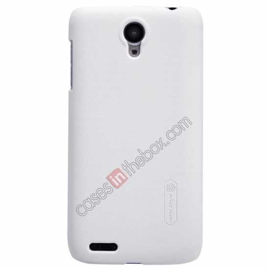 wholesale Nillkin Super Frosted Shield Plastic Cover Case for Lenovo S650 - White