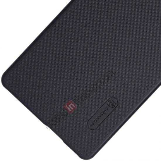 best price Nillkin Super Frosted Shield Plastic Cover Case for OPPO R1(R829T) - Black