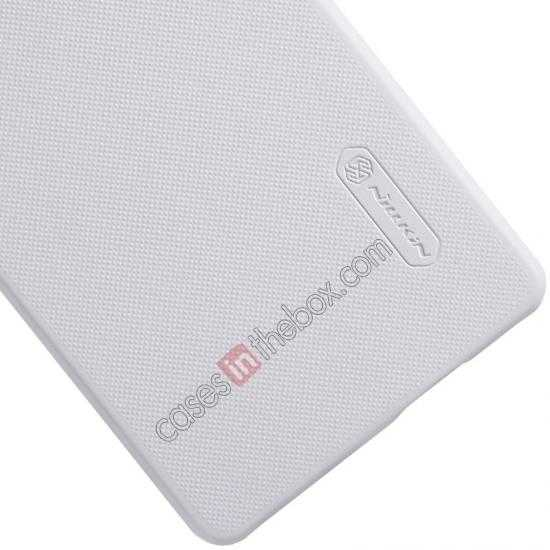 best price Nillkin Super Frosted Shield Plastic Cover Case for OPPO R1(R829T) - White