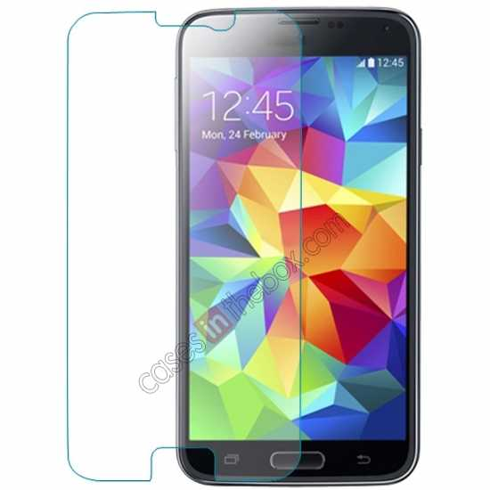 wholesale Remax 0.23mm 9H Tempered Glass Screen Protector Film for Samsung Galaxy S5 G900