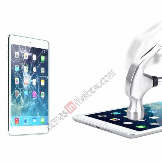 wholesale Rock 0.3MM Ultra-thin Tempered Glass Screen Protector for iPad Mini 2 Retina