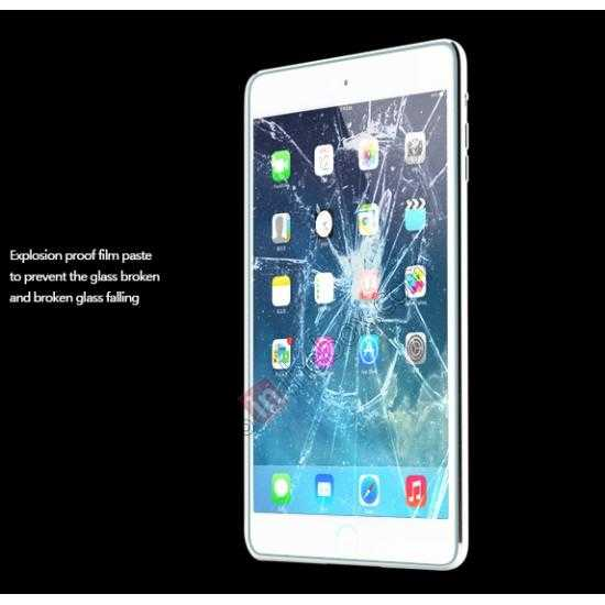 best price Rock 0.3MM Ultra-thin Tempered Glass Screen Protector for iPad Mini 2 Retina