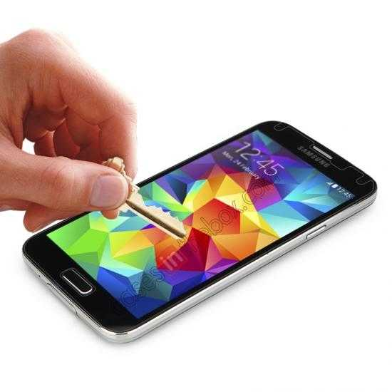 discount ROCK High Definition Clear Screen Protector for Samsung Galaxy S5
