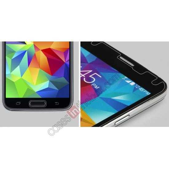 top quality ROCK High Definition Clear Screen Protector for Samsung Galaxy S5