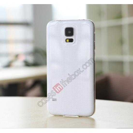 on sale Rock PC 0.6mm Ultra Thin Back Case Cover for Samsung Galaxy S5 - Transparent