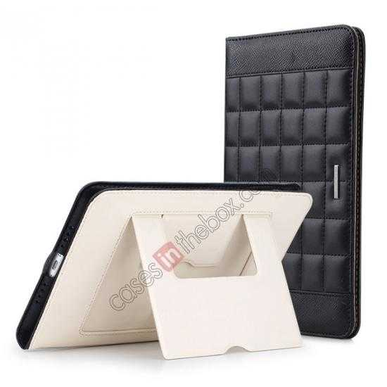 wholesale Rock Reach Series 100% Real Genuine Cowhide Leather Case for iPad Mini 2 Retina