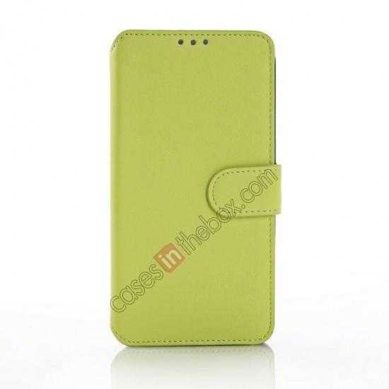 discount South Korea Pattern Wallet Leather Stand Case for Samsung Galaxy S5 G900 - Green