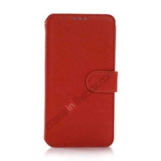 discount South Korea Pattern Wallet Leather Stand Case for Samsung Galaxy S5 G900 - Orange