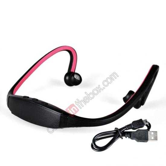 low price Sports Gym Wireless Bluetooth Stereo Headphone Headset for Mobile Phone /Samsung/iPhone