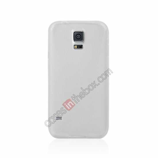 cheap Transparent Tpu Soft Back Cover Case for Samsung Galaxy S5
