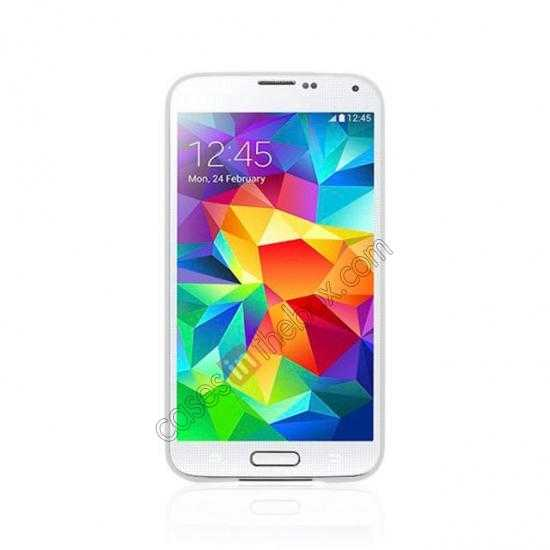 discount Ultra Thin Slim Hard Back Case Cover For Samsung Galaxy S5 - White