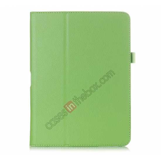 high quanlity Lychee Leather Pouch Case With Stand for Samsung Galaxy Tab 4 10.1 T530