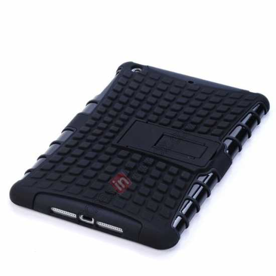 top quality Shockproof Military Duty Hybrid Hard Case for iPad Mini 2 Retina - Black