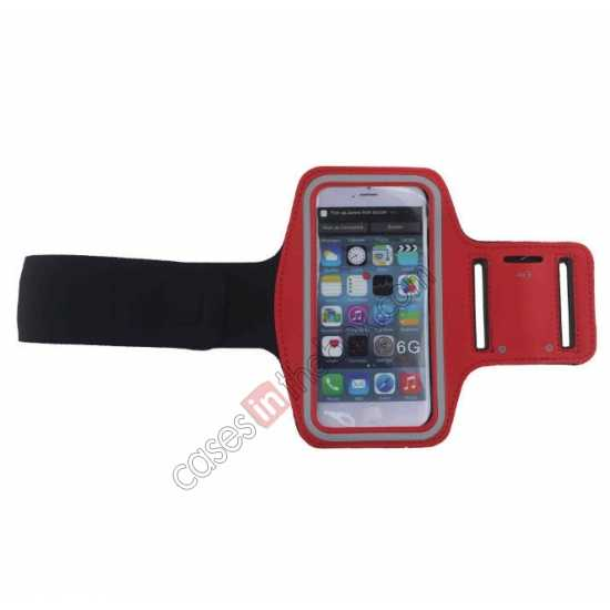 top quality Sports Gym Running Arm Band Armband Case Cover For iPhone 6/6S 4.7inch