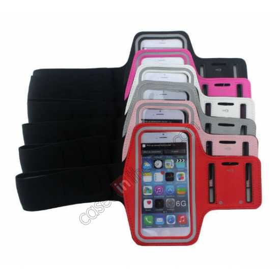 wholesale Sports Gym Running Arm Band Armband Case Cover For iPhone 6 Plus/6S Plus 5.5inch
