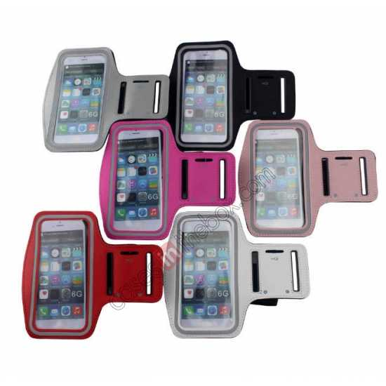 low price Sports Gym Running Arm Band Armband Case Cover For iPhone 6 Plus/6S Plus 5.5inch
