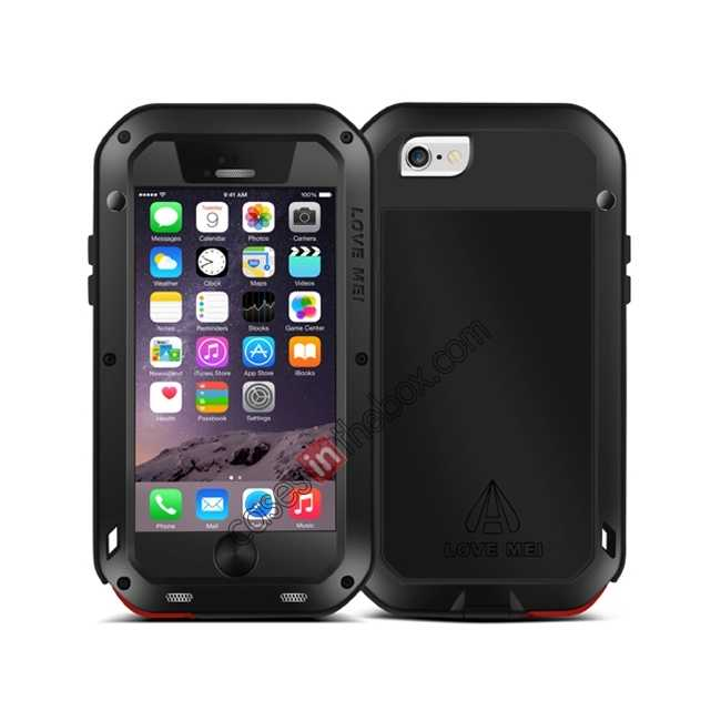 cheap Waterproof Aluminum Gorilla Metal Case For iPhone 6 Plus/6S Plus 5.5inch - White