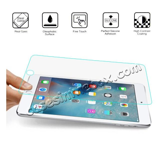 discount Ultra Thin 2.5D Anti Scratch Tempered Glass Screen Protector For iPad Pro 9.7 Inch