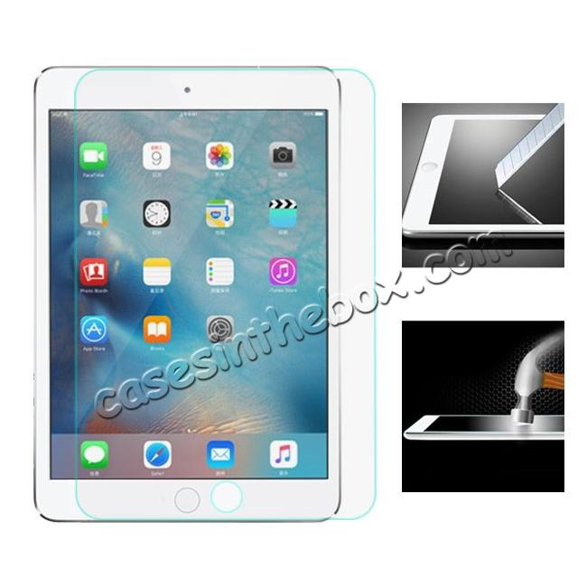 wholesale Ultra Thin 2.5D Anti Scratch Tempered Glass Screen Protector For iPad Pro 9.7 Inch