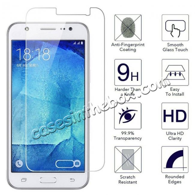 wholesale 9H Ultra Thin Tempered Glass Screen Film for Samsung Galaxy J7 2016 Version