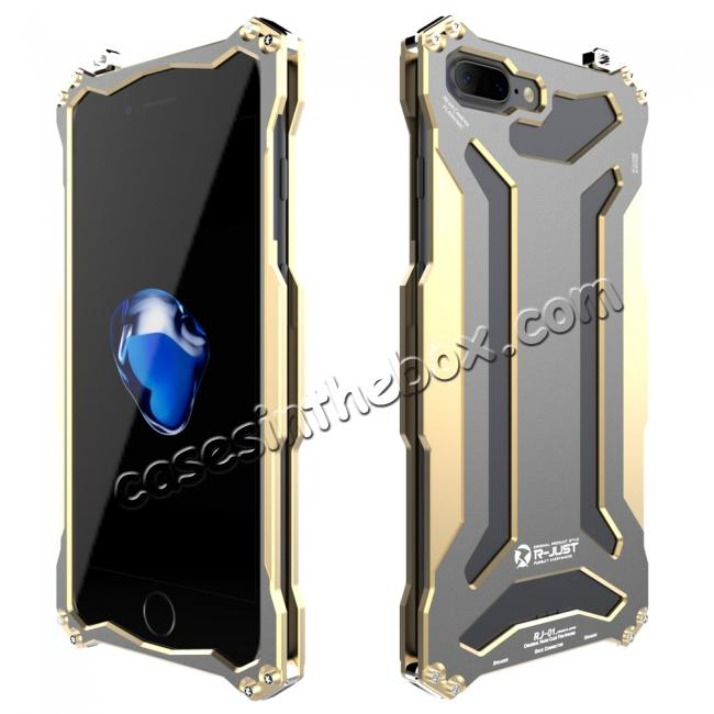 custodia per iphone 7 metal aluminum frame