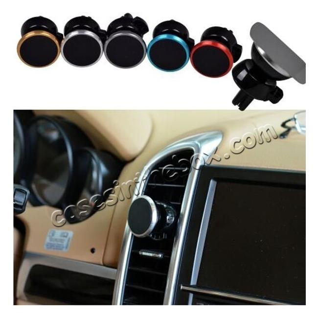 low price Universal Air Vent Magnetic Car Mount Holder