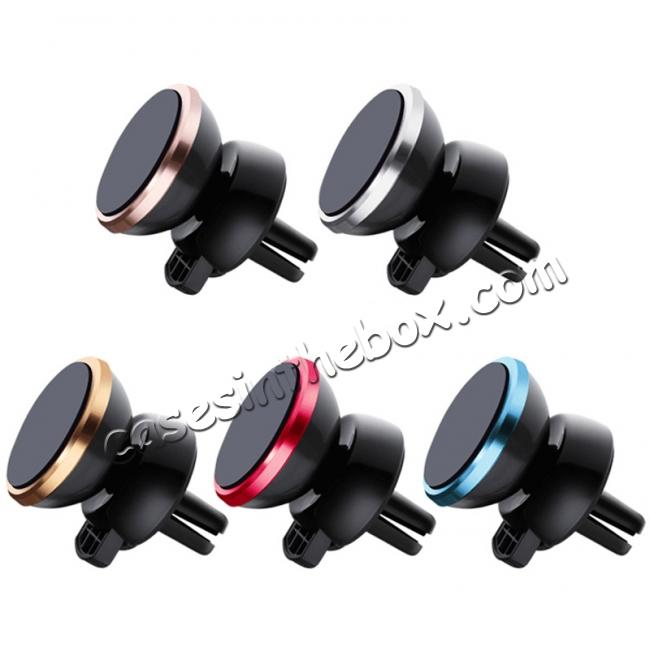 discount Universal Premium Magnetic Air Vent Car Mount Holder for Cell Phone / GPS