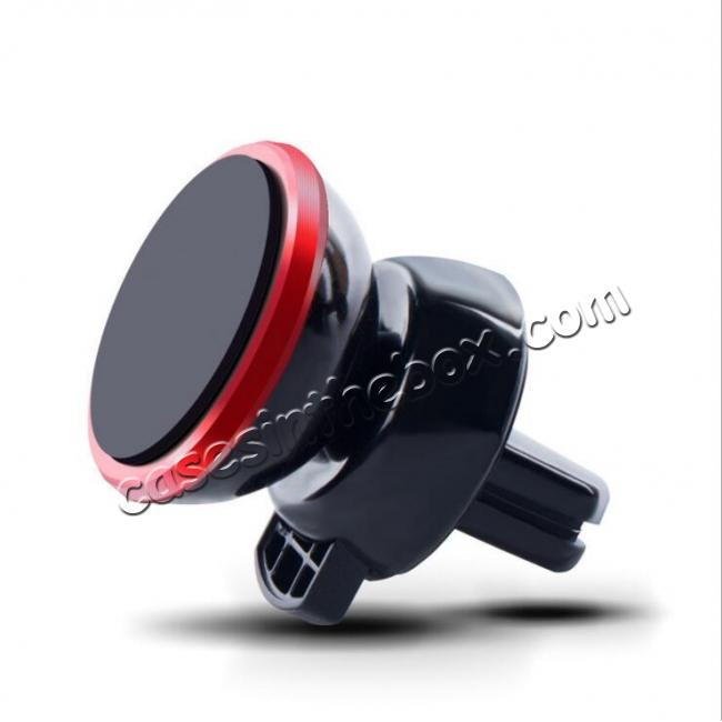 low price Universal Premium Magnetic Air Vent Car Mount Holder for Cell Phone / GPS