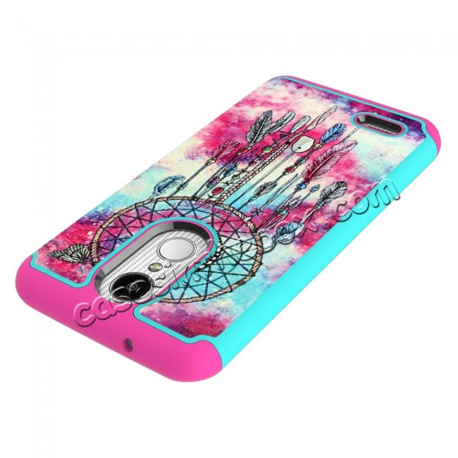 on sale Full Body Hybrid Dual Layer ShockProof Protective Case For LG Tribute Dynasty / Aristo 2 - Dream Catche