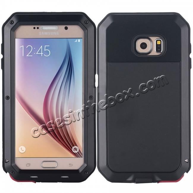discount Waterproof Aluminum Gorilla Metal Cover Case For Samsung Galaxy S4 S5 S6 S7 S8 S8 Plus Note 3 Note 4 Note 5 Note 8 S9 S9 Plus + FREE SHIPPING
