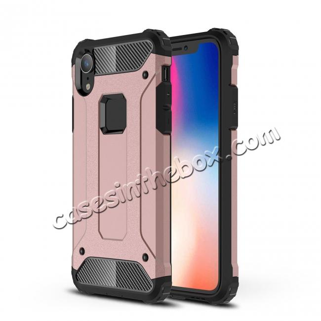 on sale For iPhone XS Max Shockproof Armor Hybrid Rugged Phone Back Case Cover