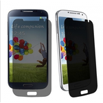 Premium Privacy Tempered Glass Film Screen Protector for Samsung Galaxy S4