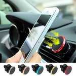 Universal Premium Magnetic Air Vent Car Mount Holder for Cell Phone / GPS