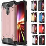 For Huawei Mate 20 Lite Pro Shockproof Armor Hybrid Hard Back Case Phone Cover