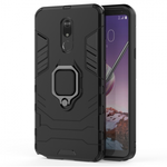 For LG Stylo 5 Plus Case Shockproof Hybrid Armor Ring Holder Stand Cover