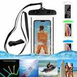 For Samsung Galaxy A11 A71 5G UW A21 Waterproof Phone Pouch Underwater Swimming Dry Bag Case Cover