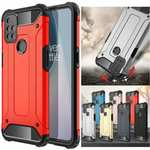 For OnePlus Nord N10 5G Case N100 Rugged Armor Hybrid Phone Cover