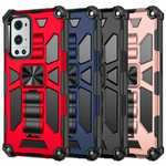 For OnePlus 9 Pro Nord N10 5G N100 Case Shockproof Heavy Duty Kickstand Cover