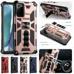 For Samsung Galaxy A32 A52 A72 5G Phone Case Shockproof Hybrid Stand Armor Hard Cover