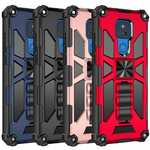 For Motorola Moto G9 Power Play Case Shockproof Kickstand Phone Cover