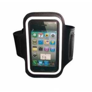 Sport Armband Arm Strap Cover Case Holder For iPhone 5 5S - Black