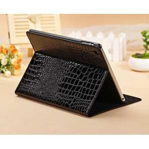 Luxury Crocodile Leather Stand Case for iPad 10.2 7th 2019 Air 10.5 Mini 5 Pro 9.7 6th