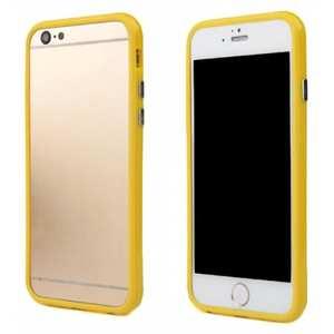 iphone 6plus phone case yellow