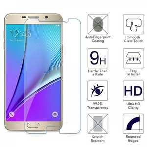 Ultra Clear HD 9H Tempered Glass Screen Protector For Samsung Galaxy Note 5