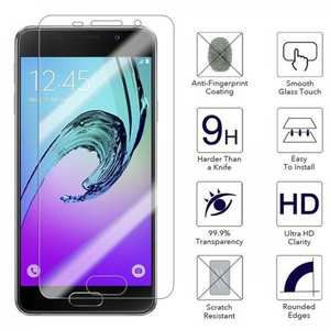 US$ 6.95, Ultra-thin Premium HD Clear Tempered Glass Screen Protector For Samsung Galaxy A3 (2016