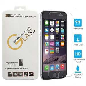 For iPhone 12 9H Premium Real Tempered Glass Screen Protector Film Guard