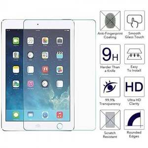 2.5d 9H Explosion-proof Tempered Glass Film Screen Protector for iPad Pro 11 12.9 2020 10.2