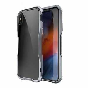 Premium Dual Color Aluminum Metal Frame Case for iPhone XS / X XS XS Max XR