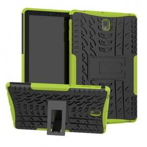 Rugged Shockproof Kickstand Armor Case for Samsung Galaxy Tab S4 10.5 T830/T835 - Green