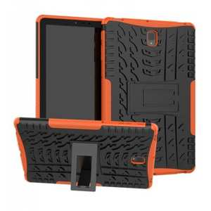 Rugged Shockproof Kickstand Cover Armor Back Case for Samsung Galaxy Tab S4 10.5 T830/T835